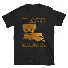 Load image into Gallery viewer, Adult Unisex I Am Monroe T-Shirt (SS)