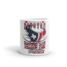 Load image into Gallery viewer, Wherever I Am- Houston Texans Coffee Mug