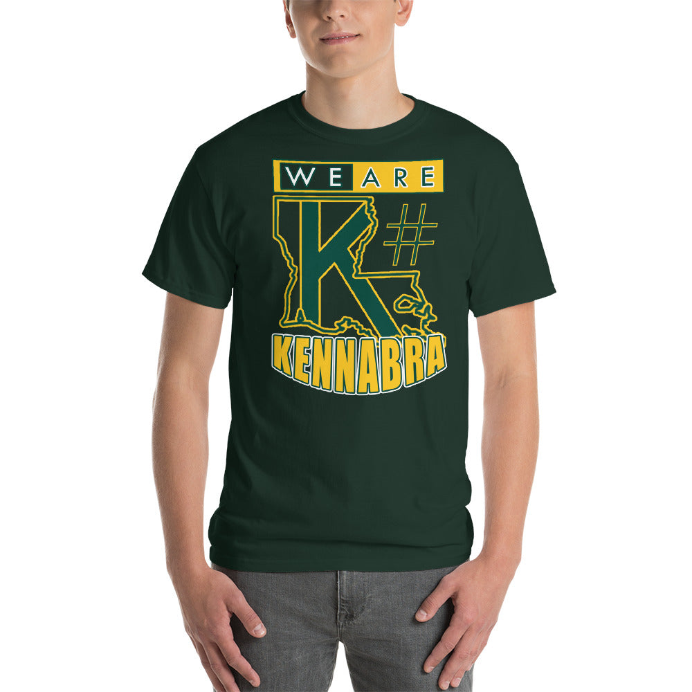 Adult Short-Sleeve We Are Kennabra T-Shirt