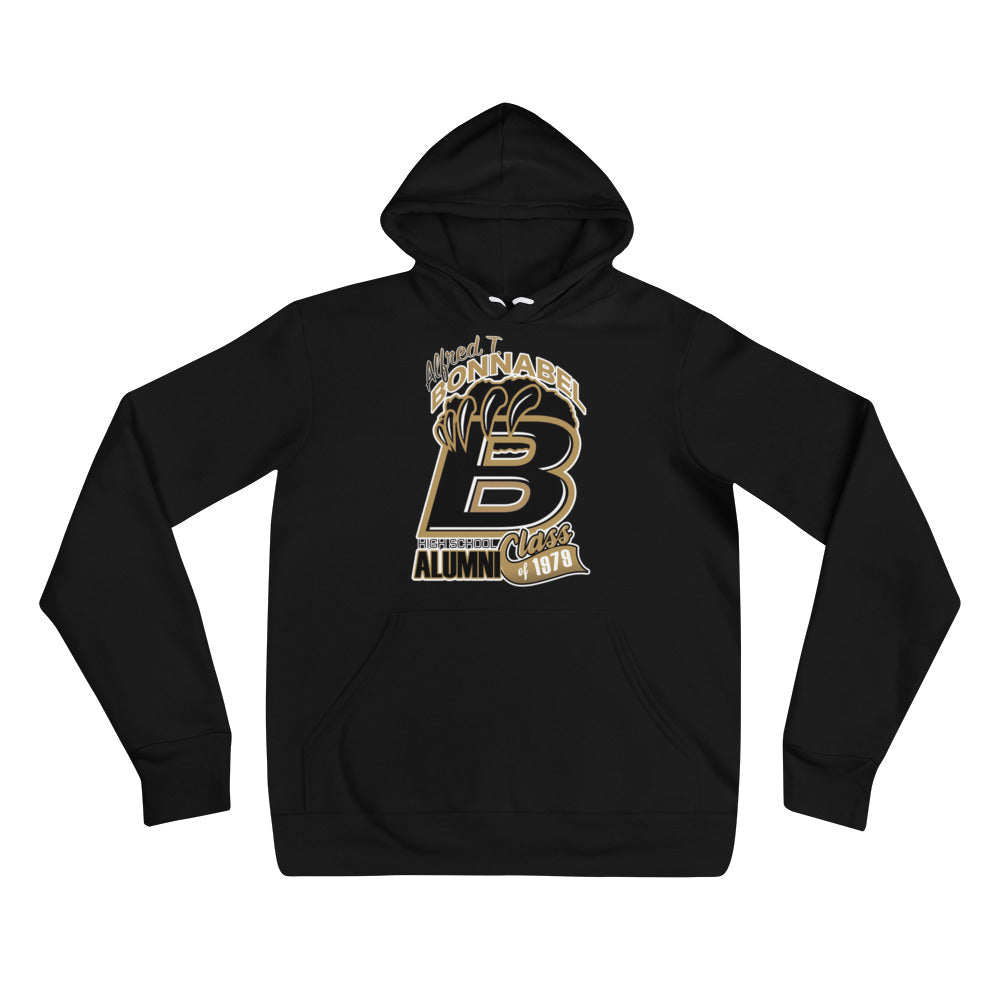 Premium Adult Fleece Bonnabel H.S. Alumni Class of 1979 Hoodie