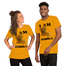 Load image into Gallery viewer, Premium Adult Unisex I Am- Alexandria T-Shirt (SS)