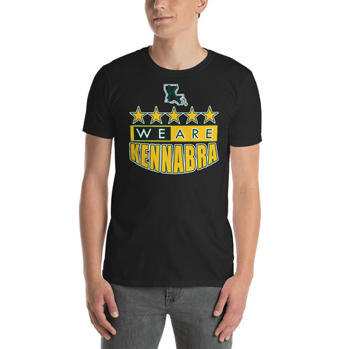 Adult Short-Sleeve Unisex We Are Kennabra T-Shirt