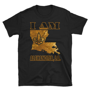 Adult Unisex I Am - Alexandria T-Shirt (SS)
