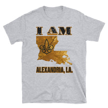 Load image into Gallery viewer, Adult Unisex I Am - Alexandria T-Shirt (SS)