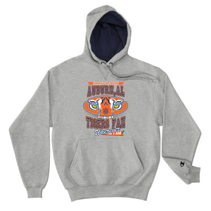 Premium Adult Wherever I Am- Auburn Tigers Max Hoodie