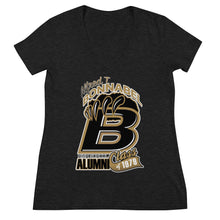 Load image into Gallery viewer, Premuim Women's Bonnabel H.S. Alumni Class 1979 V Neck Tee
