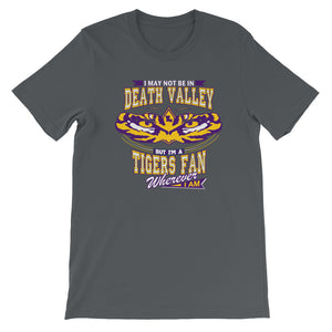 Premium Adult Wherever I Am - LSU Tigers T-Shirt (SS)