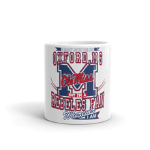 Load image into Gallery viewer, Wherever I Am- Ole Miss Glossy Coffee Mug