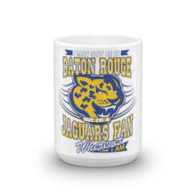 Load image into Gallery viewer, Wherever I Am- Southern Jaguars Glossy Mug