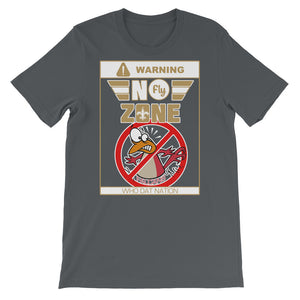 Premium Adult No Fly Zone Falcons T-Shirt (SS)