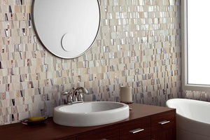MOSAICO DECOR CHIC BEIGE