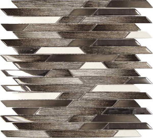 MOSAICO DECOR ENERGY MARRON