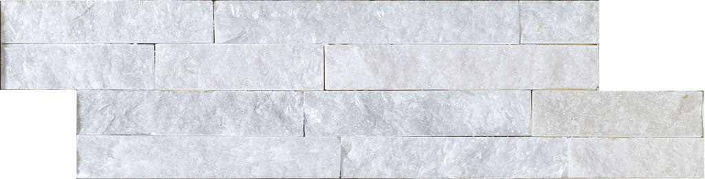 MOSAICO DECOR BRICK QUARTZ BLANCA