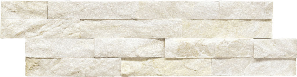 MOSAICO DECOR BRICK QUARTZ MARFIL