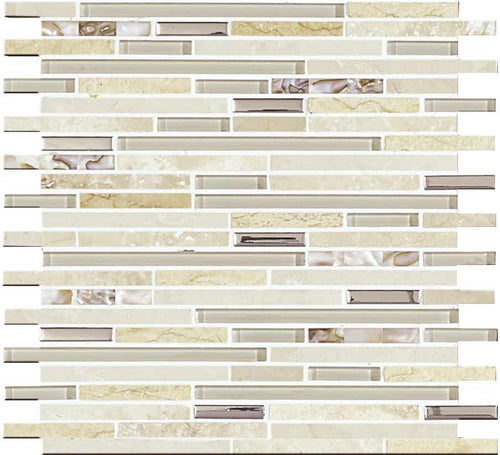 MOSAICO DECOR MARK BEIGE