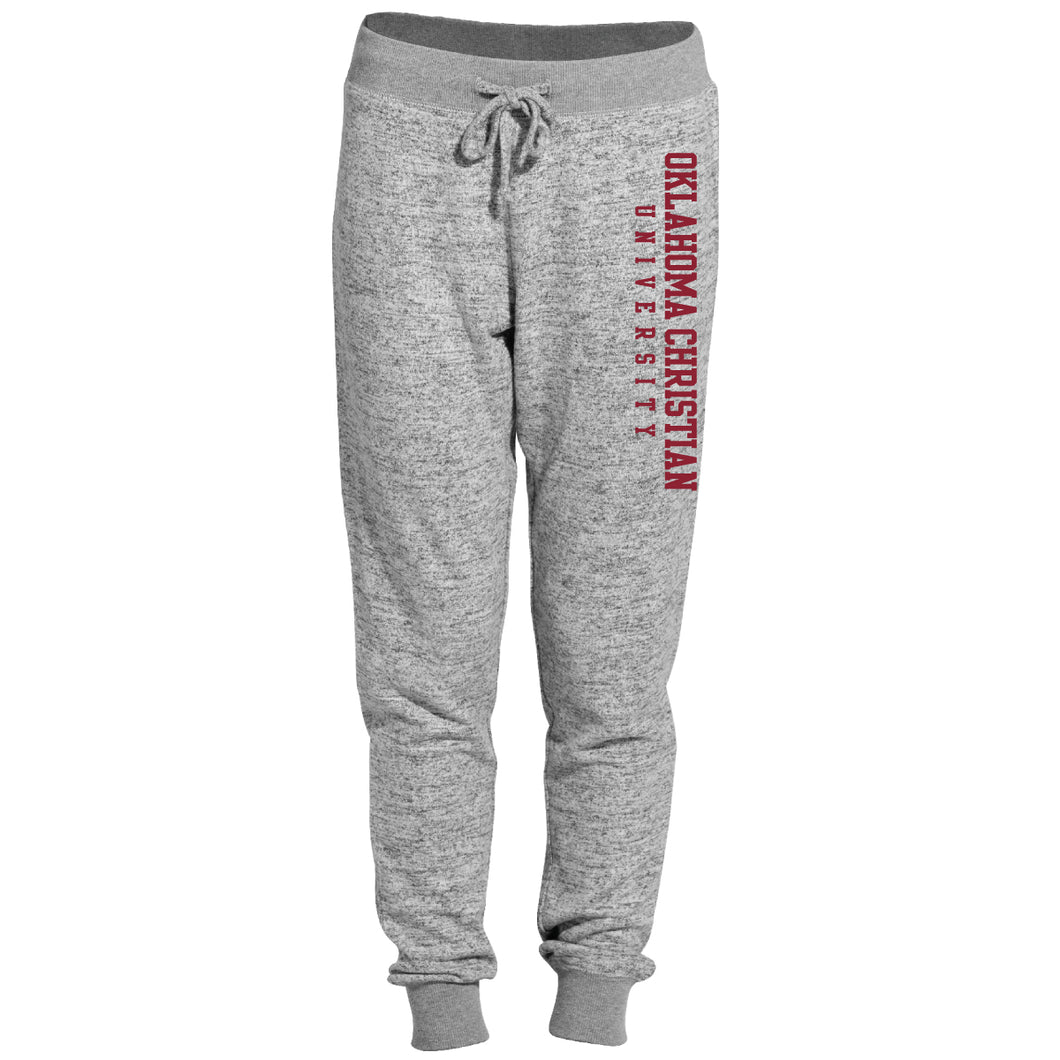 Camp David Women's Lazy Day Jogger, Charcoal Heather