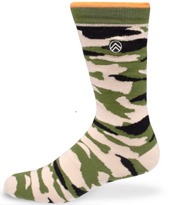 Sky Footwear Socks, Camo