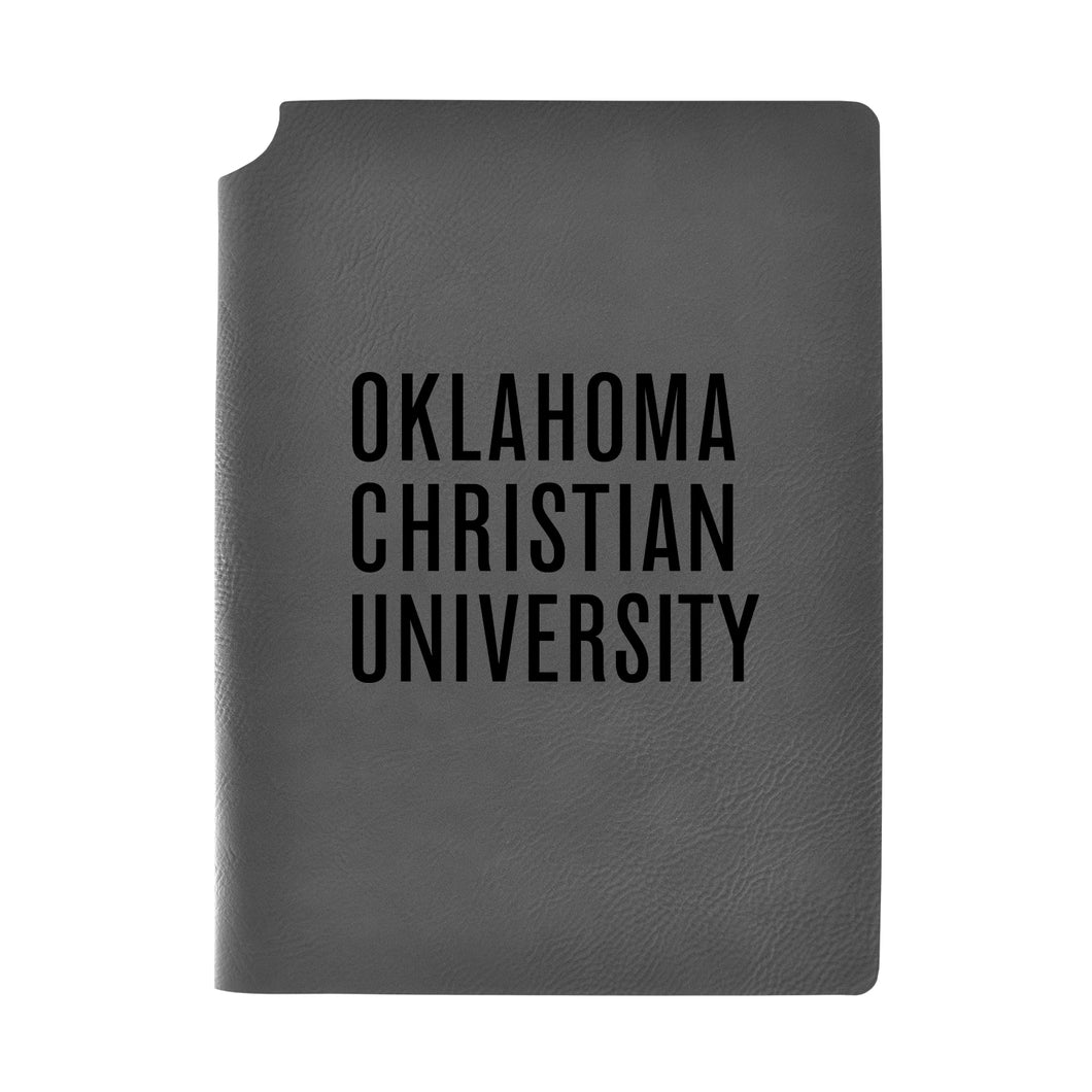 LXG Velour Journal, Grey