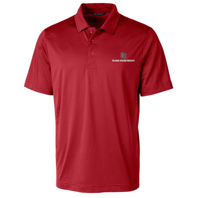 Cutter & Buck Men's Prospect Polo, Cardinal
