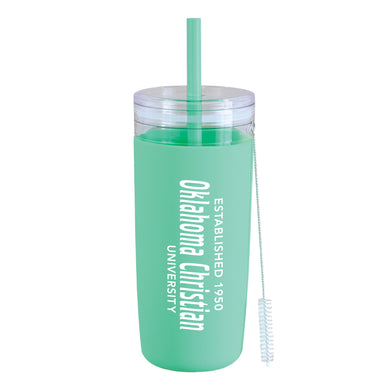 Spirit Drinkware Trumble Tumbler, Tiffany Blue