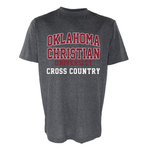 The Campus Store Name Drop Tee, Cross Country