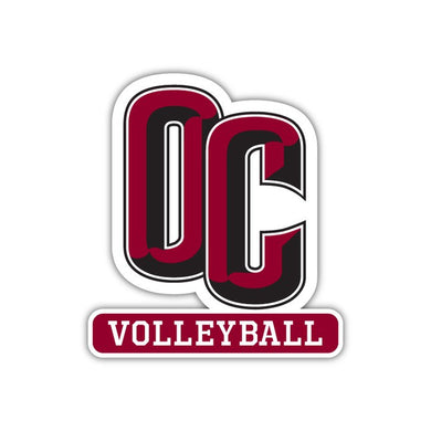 OC Volleyball Decal - M12