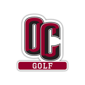 OC Golf Decal - M13