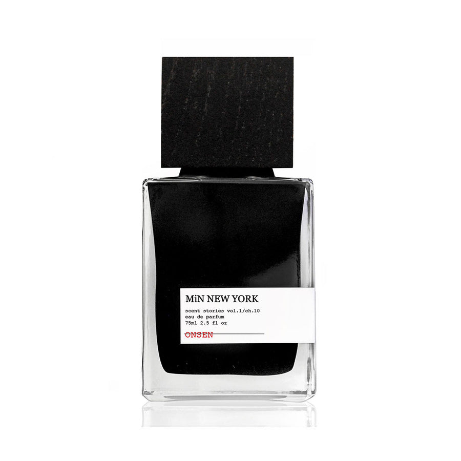 MIN NEW YORK - ONSEN 75 ML - caleri1898