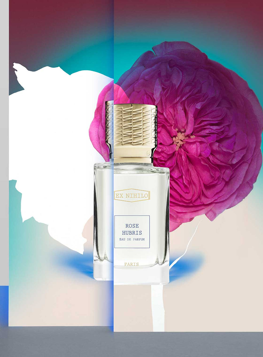 ROSE HUBRIS 100ml - caleri1898