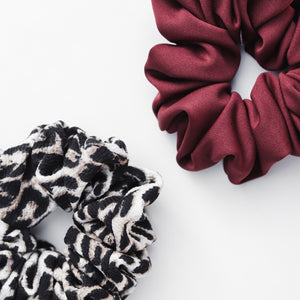 The She Jewels Handmade Scrunchies here in Salt Lake City Utah. Support female entrepreneurs!