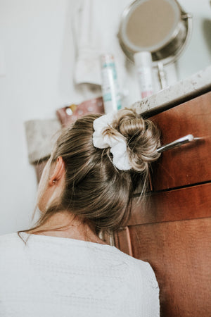 Spa Scrunchie