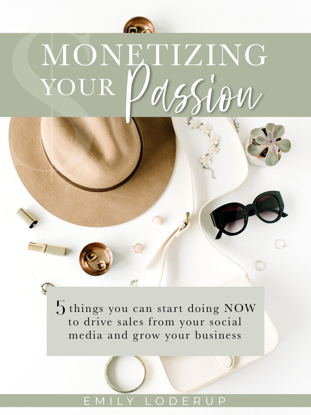 Monetizing Your Passion eBook