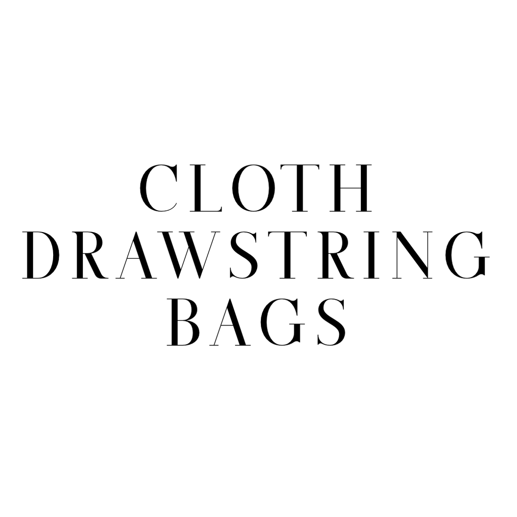 Cloth Drawstring The She Jewels Bags