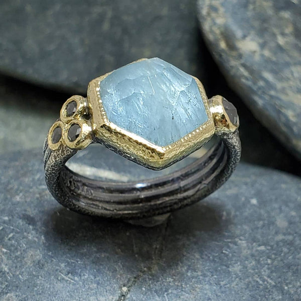 Aquamarine- March's Birthstone