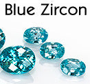 December's Birthstone: Blue Zircon