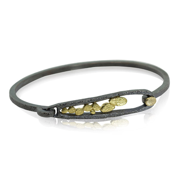 Elongated Pond Bracelet