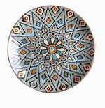 Stunning hand-painted ceramic plate - My Pretty Kitchen