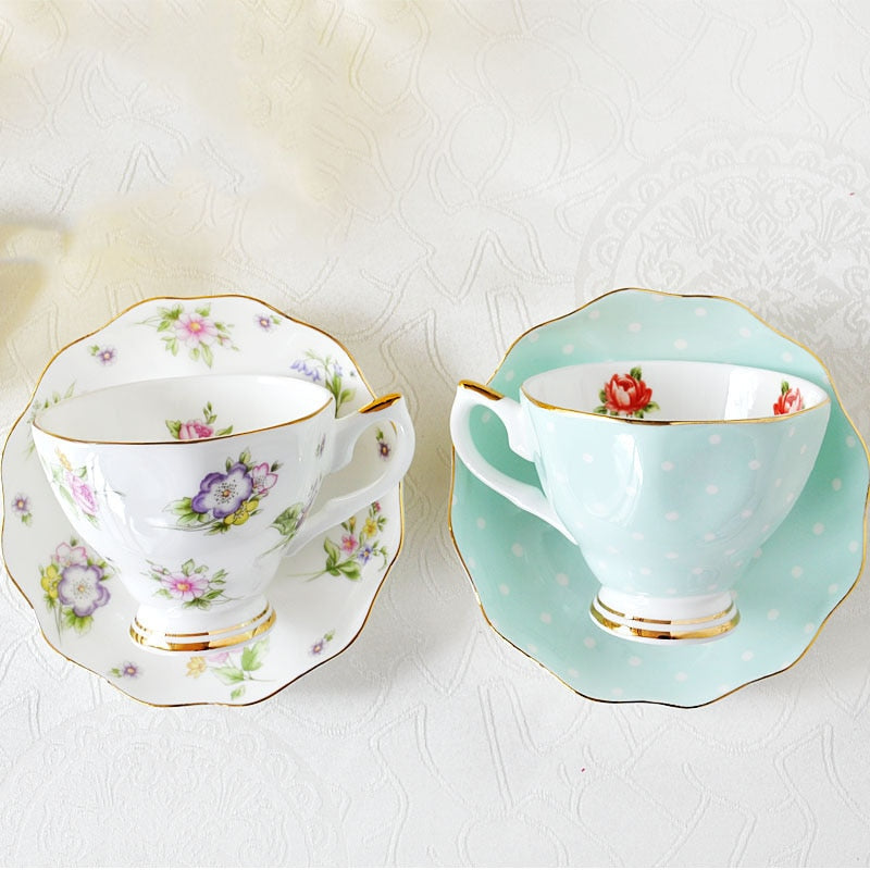 European Themed Tea Set - My Pretty Kitchen