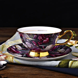 Luxury Rose Flower Tea Sets - My Pretty Kitchen
