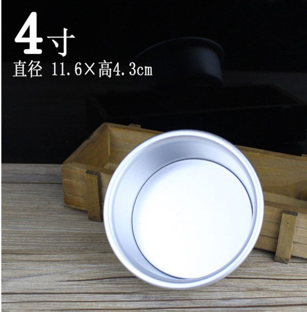 Nonstick Bottom Bakeware Round Mould - My Pretty Kitchen