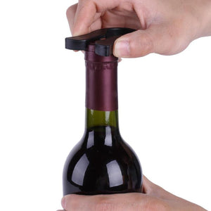 Automatic Champagne Wine Bottle Opener Kit - My Pretty Kitchen