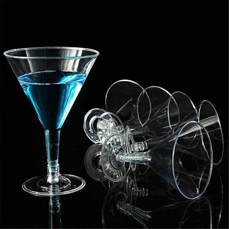 Disposable Martini Glass (6pcs) - My Pretty Kitchen