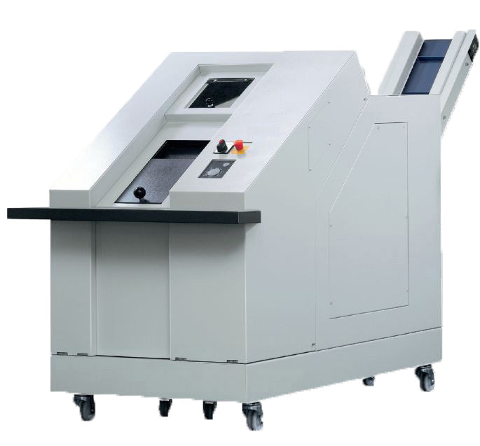 Proton 105 LTO, Hard Drive Multi-Media Shredder