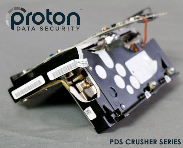 Proton PDS-100 Hard Drive Crusher