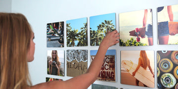 Creating a collage with Slidetiles