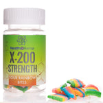 X-200 STRENGTH CBD SOUR RAINBOW BITES