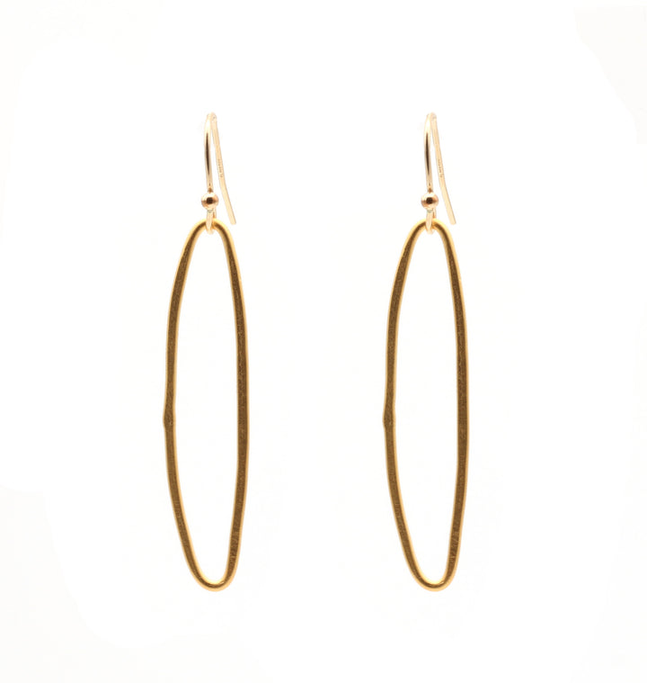 Ellipses Earrings (Large)