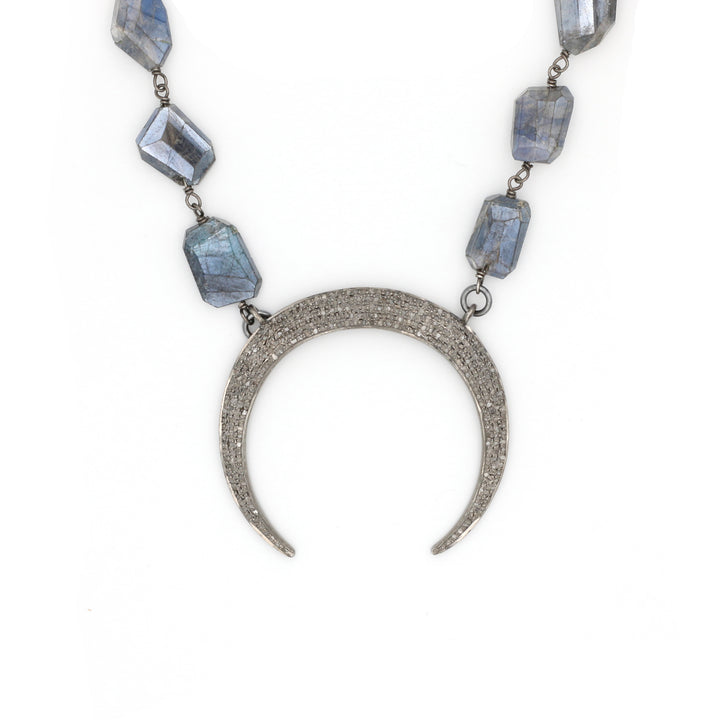 Moon Bow Necklace