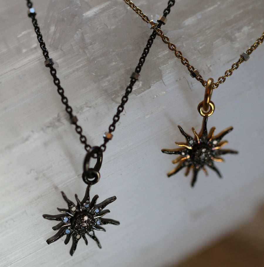 Midnight Sun Necklace