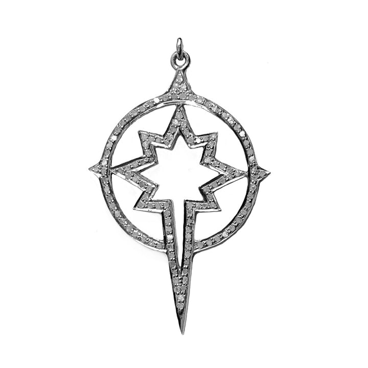 Star Compass Pendant (Small)